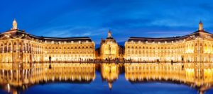 Place la Bourse in Bordeaux